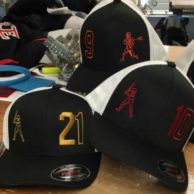 HatTrick Custom Designs by Logan